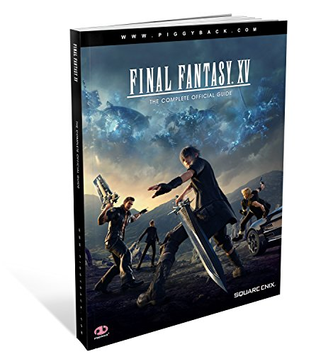 Avanquest Final Fantasy XV - The Complete Official Guide (Standard Edition)
