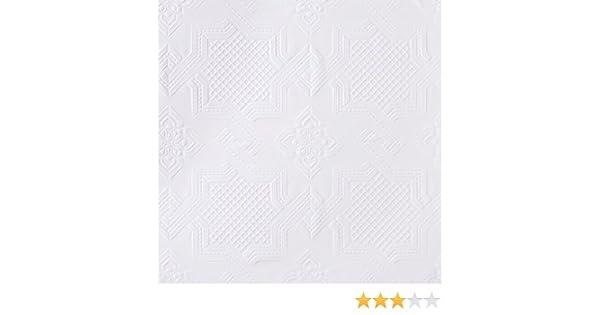 RD126 anaglypta Blanc à Peindre Papier Peint Texturé Cloisters