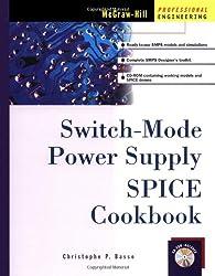Switch-Mode Power Supply Spice Cookbook, w. CD-ROM (McGraw Hill Enterprise Computing)