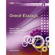 great paragraphs great essays keith folse Amazoncom: great paragraphs (9780618271924): keith s folse, april  muchmore-vokoun, elena  great writing 4: great essays (great writing, new  edition.