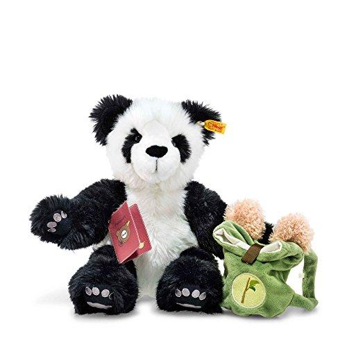 Steiff 22173 - Around The World Bears Weltenbummler Lin Panda