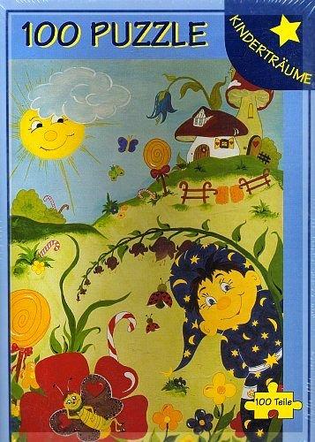 100 Puzzle Kinderträume Nr. 1 - 100 Teile