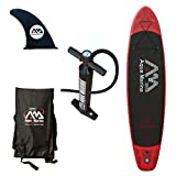 Aqua Marina Monster Sup, Rot/Schwarz, One size thumbnail