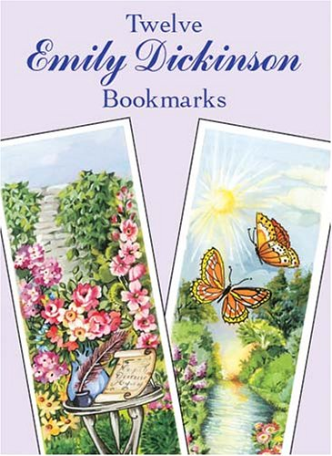 Twelve Emily Dickinson Bookmarks (Dover Bookmarks)