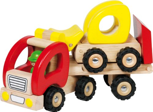 Goki - 2041279 - Figurine Transport Et Circulation - Surbaissée