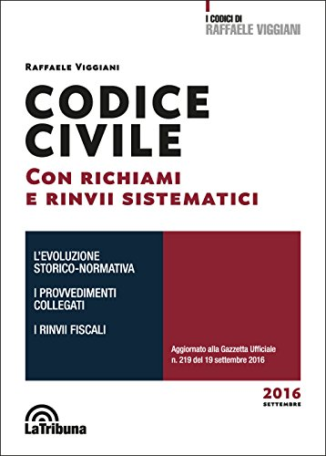 Codice civile con richiami e rinvii sistematici Codice civile con richiami e rinvii sistematici 51NJAWzXE7L