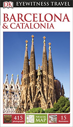 Barcelona & Catalonia Eyewitness Travel Guide (Eyewitness Travel Guides) por Vv.Aa.