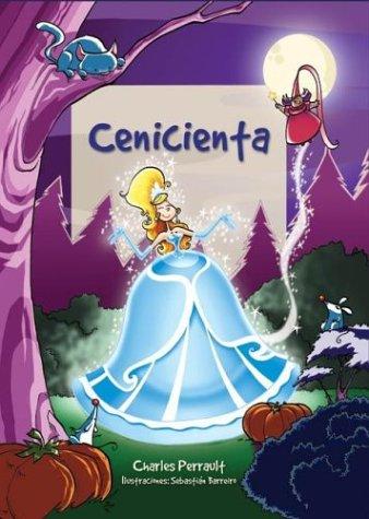 La cenicienta/Cinderella por Charles Perrault