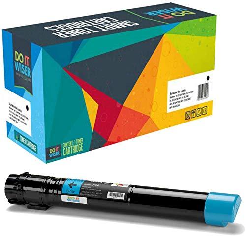 Do it Wiser Kompatibel Toner für Xerox Phaser 7500DN 7500 7500N 7500DN 7500YDN 7500DT 7500YD | 106R01436 Cyan (17.800 Seiten) (Toner Phaser 7500)