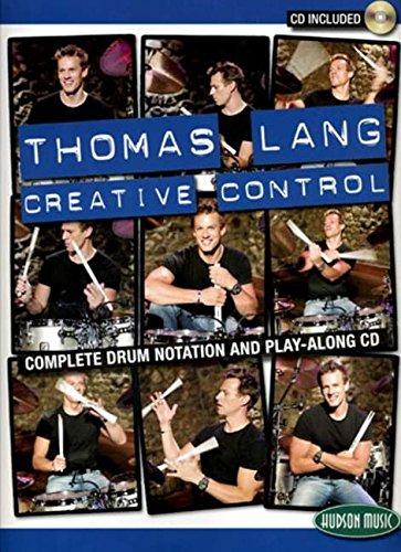Thomas Lang: Creative Control [With Cd] ...