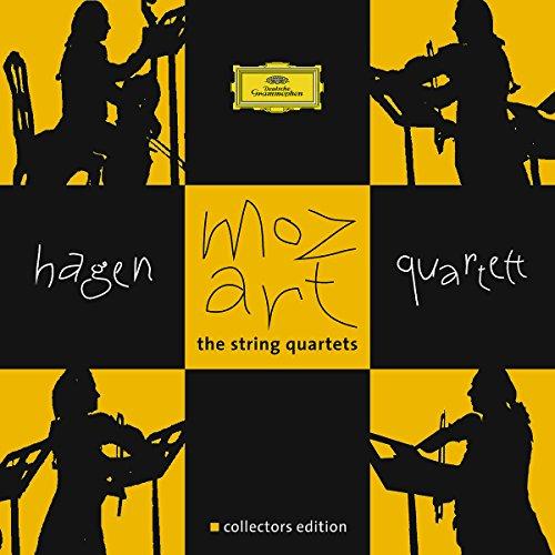 Set Box Mozart (Sämtliche Streichquartette 1-23 (Ga))