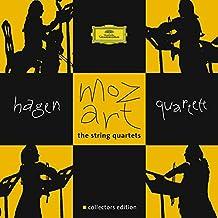 Mozart : les Quatuors à cordes / Quatuor Hagen