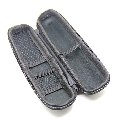 DrafTor E Zigarette Tasche, Kompatibel mit JUUL, EGO CE4, CE5 oder Anderen Kleinen Vape, PU Schutzhülle, 165mm*50mm