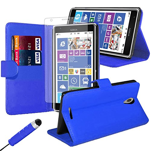ijq-blue-premium-pu-leather-flip-case-wallet-cover-for-nokia-730-735-with-card-slots-and-built-in-st