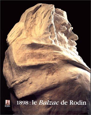 Le Balzac de Rodin, 1898
