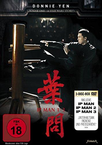 Bild von Ip Man 1-3 [3 DVDs]