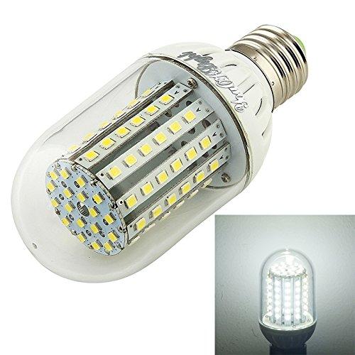 520lm Led-licht (JIALUN- Ampoule LED YouOKLight E27 5.5W Weißes Licht 520LM 90 LED SMD 3528 Mais Glühbirne, DC 8-16V sûr et fiable (Artikelnummer : S-LED-2317W))