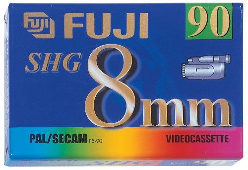 Fuji SHG 90 min Video-8-Kassette (Camcorder 8 Video)