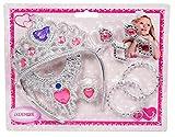 good Mark de bijoux princesse, 1er Pack (1x 7pièces)
