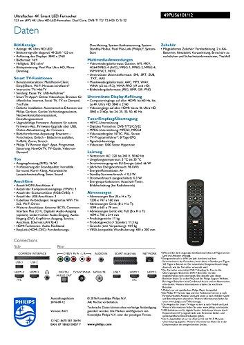 Philips 49PUS6101/12 – 49 Zoll LCD TV - 3