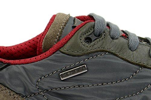 Basket, color Marron , marca GEOX, modelo Basket GEOX U SANDRO B ABX Marron Beige - Beige