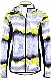 Erima Damen Green Concept Laufjacke Trainingsjacke, grau/Sprout, 40