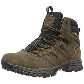 Berghaus Men's Expeditor Aq Trek, High Rise Hiking Shoes -  Brown (Brown/Burnt Orange), 12 UK(47 EU)