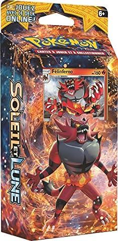 Asmodée - POSL101 - Starter Pokémon Soleil et Lune 1 - Modèle Aléatoire