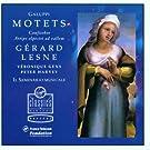 Galuppi - Motets (Confitebor, Arripe alpestri ad vallem) / Gens · Harvey · Il Seminario Musicale · Lesne [Import anglais]