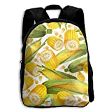 sd4r5y3hg The Children's Creative Watercolor Corn Backpack