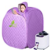 HJMTRY Home Sweat Steam Room / Home Sauna Sauna Box, Portable Folding Home Salle de sauna thérapeutique à vapeur Plein corps Fumigation