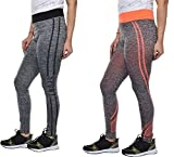 Best Running Leggings - Golazo Girl's Cotton and Lycra Stretchable Sports Review