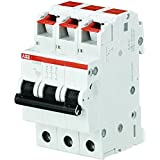 ABB S203-B40-ABB 3-Poling S203-B40 zekeringautomaat, 230V, 40A