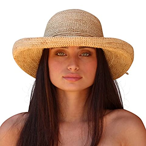 Palms & Sand Laguna Women's Large Brim Sun Hat