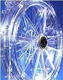 Vent-a-matic Gebläse mit Kabel, 162mm, DGS 106, für doppelt verglaste Fenster.