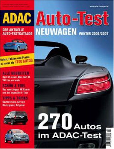 ADAC special Auto-Test Winter 2006/2007