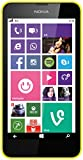 Nokia Lumia 630 Single-SIM Smartphone (4,5 Zoll (11,4 cm) Touch-Display, 8 GB Speicher, Windows 8.1) gelb
