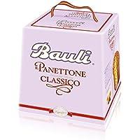 Bauli - Il Panettone italienischer Hefekuchen mit Rosinen in der Box - 1000g