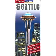 Seattle Insight Flexi Map (Insight Flexi Maps)