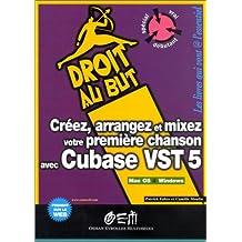 Créez, arrangez et mixez votre première chanson avec Cubase VST 5