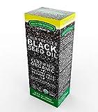 Bottiglia di olio di semi di cumino nero da 500 ml - 100% puro pressato a freddo - Senza soia e NON GMO (500 ml)