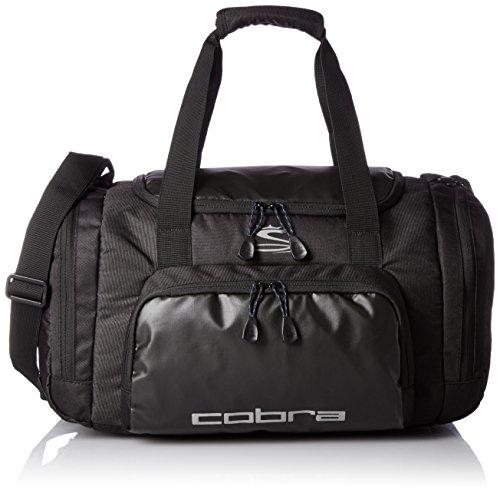 Cobra Puma Golf Weekender Duffel Bag Sporttasche schwarz Golftasche, Farbe:Schwarz