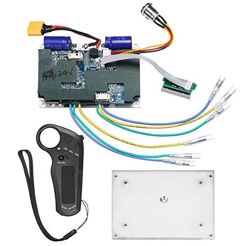 Viviance 24/36V Dual Motors System Driver Noninductive Longboard Skateboard Controller Remote Esc Substitute - 36V