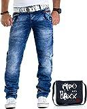 Cipo & Baxx Herren Jeans CD394 (CA125) W34/L34