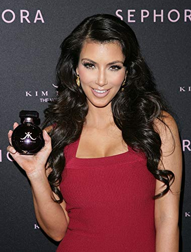 Kim Kardashian At In-Store Appearance For Kim Kardashian Fragrance Launch, Sephora South Beach, Miami, Fl February 4, 2010. Photo By: Adam Orchon/Everett Collection Photo Print (40,64 x 50,80 cm)