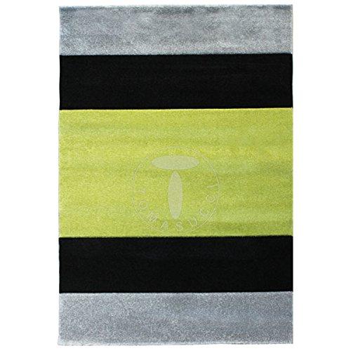 Tomasucci Strip green 230 tappeto
