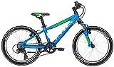Kinder Fahrrad 20 Zoll blau - Bulls Bike Tokee - Shimano Kettenschaltung, Suntour Federgabel