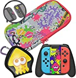 Hori Starter Kit Splatoon 2 Splat Pack Deluxe - Nintendo Switch