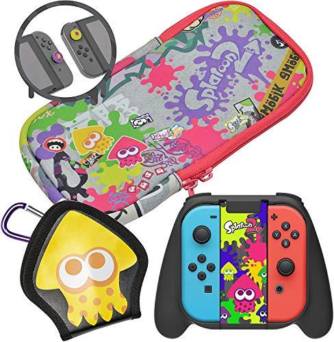 HORI Splatoon 2 Splat Pack Deluxe [Nintendo Switch]