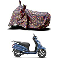 ANTHUB™ - Honda Activa 125 BS6 BS6Dustproof - UV Protection - Water Resistant- Premium Material-Strong Stitching-Bike…
